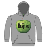 Beatles (THE) - Apple Grey (felpa Con Cappuccio )