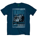 Beatles (THE) - Shea Stadium 1965 Blue (unisex )