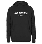 One Direction - Four (felpa Con Cappuccio )