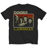 Doors (THE) - La Woman (T-SHIRT Unisex )