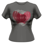 Fall Out Boy - Weathered Hearts (T-SHIRT Donna )