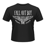 Fall Out Boy - Hourglass (T-SHIRT Unisex )