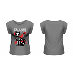 Falling In Reverse - Cat & Mouse (T-SHIRT Donna )