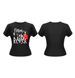 Falling In Reverse - Band Photo (T-SHIRT Donna )