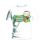 Family Guy - Freakin Holidays (T-SHIRT Unisex )