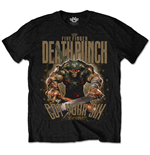Five Finger Death Punch - SGT. Major Black (T-SHIRT Unisex )