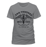 Foo Fighters - There Is Nothing To Lose (T-SHIRT Unisex )