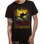 Foo Fighters - Horse (T-SHIRT Donna )