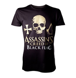 ASSASSIN'S Creed - Golden Logo (T-SHIRT Unisex )