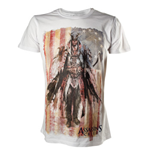 ASSASSIN'S Creed - Concept Art White (T-SHIRT Unisex )
