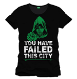 Arrow - You Have Failed Black (T-SHIRT Unisex )