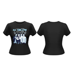 All Time Low - Colourless (BLUE) (T-SHIRT Donna )