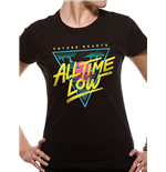 All Time Low - Future Hearts (T-SHIRT Donna )
