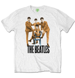 Beatles (THE) - Chair White (T-SHIRT Unisex )