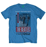 Beatles (THE) - Direkt Aus England Grey (T-SHIRT Unisex )