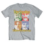 Beatles (THE) - Sea Of Science Grey (T-SHIRT Unisex )