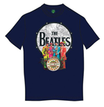 Beatles (THE) - Sgt Pepper & Drum Blue (T-SHIRT Unisex )
