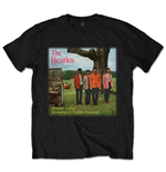 Beatles (THE) - Strawberry Fields Forever (T-SHIRT Unisex )