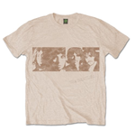 Beatles (THE) - White Album Faces Sand (T-SHIRT Unisex )