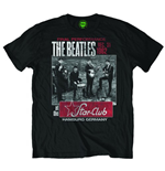 Beatles (THE) - Star Club Hamburg Black (T-SHIRT Unisex )