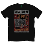 Beatles (THE) - Live In Liverpool Black (T-SHIRT Unisex )