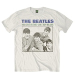 Beatles (THE) - You CAN'T Do That White (T-SHIRT Unisex )