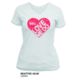 Beatles (THE) - Love Me Do (T-SHIRT Donna )