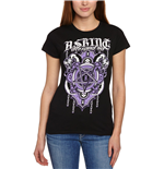 Asking Alexandria - Demonic (T-SHIRT Donna )