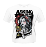 Asking Alexandria - Appetite For Sin (T-SHIRT Unisex )