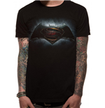Batman Vs Superman - Logo (T-SHIRT Unisex )