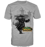 World Of Warcraft - Mists Of Pandaria Grey (T-SHIRT Unisex )