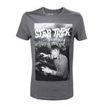 Star Trek - Grey Spock Is A Dj (T-SHIRT Unisex )
