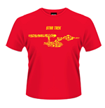 Star Trek - Ships Of The Line (RED) (T-SHIRT Unisex )