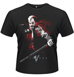 Vikings - Floki Attack (T-SHIRT Unisex )