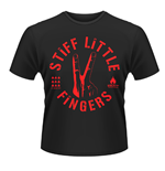 Stiff Little Fingers - Digits (T-SHIRT Unisex )