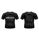 Thin Lizzy - Jailbreak All Over Print (T-SHIRT Unisex )