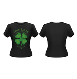 Thin Lizzy - Four Leaf Clover (T-SHIRT Donna )