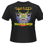 Thin Lizzy - Killer On The Loose (T-SHIRT Unisex )