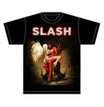 Slash - Angel With Logo (T-SHIRT Unisex )
