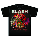 Slash - Apocalyptic Love (T-SHIRT Unisex )