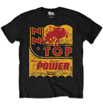 Zz Top - Speed Oil Black (T-SHIRT Unisex )