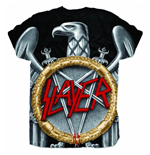 Slayer - Silver Eagle (T-SHIRT Unisex )