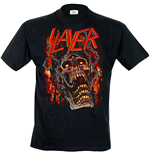 Slayer - Meathooks (T-SHIRT Unisex )