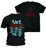 Slipknot - Masks 2 (T-SHIRT Unisex )