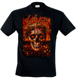 Slayer - Crowned Skull (T-SHIRT Unisex )