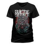 Suicide Silence - Ocd (T-SHIRT Unisex )