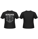 Sleeping With Sirens - Crest (T-SHIRT Unisex )