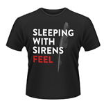 Sleeping With Sirens - Feel (T-SHIRT Unisex )