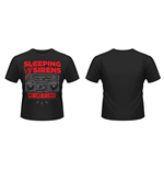 Sleeping With Sirens - We Like It Loud (T-SHIRT Unisex )