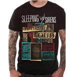 Sleeping With Sirens - I Like It Loud (T-SHIRT Unisex )